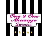 *NOW OPEN* One 2 One Massage Swansea