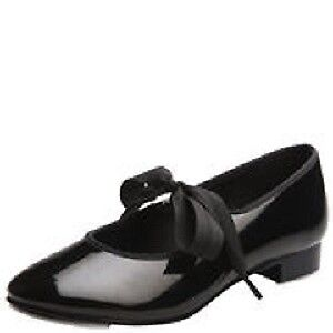 Brand new Girls Black Tap Shoes - Size  4