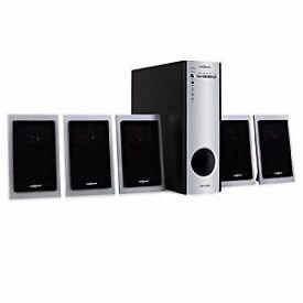 oneConcept 5.1 Home Cinema Surround Sound Speaker System