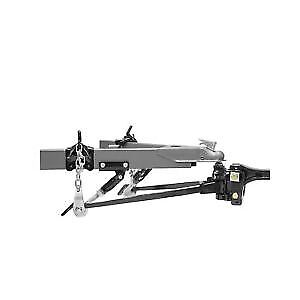 TRAILER HITCH W/LEVELLING BARS/SWAY BARS