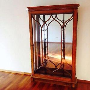glasvitrine g nstig online kaufen bei ebay. Black Bedroom Furniture Sets. Home Design Ideas