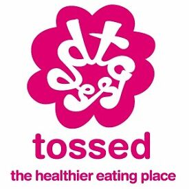 New Tossed store Opening! Looking for Team members to join our team - £7.25 - £7.75 p/h