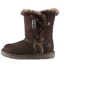 Brown Toddler Girl Boots new ones - Size 11 ½
