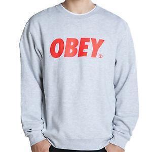 obey pullover kleidung accessoires ebay. Black Bedroom Furniture Sets. Home Design Ideas