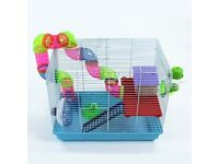 Small Hamster/ Mouse/ Gerbil Cage