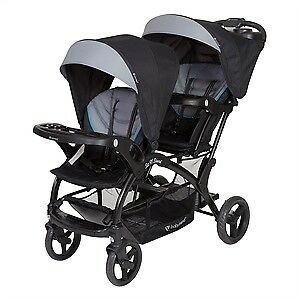 Poussette Double Baby Trend Sit N Stand Elite