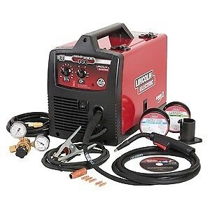 -BRAND NEW IN BOX- Lincoln Electric 140 MIG WELDER (120v)