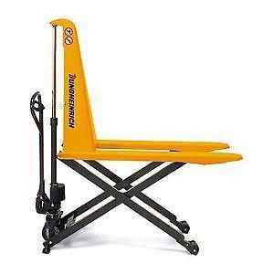 hubwagen jungheinrich ebay. Black Bedroom Furniture Sets. Home Design Ideas