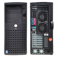 Dell PowerEdge SC1420 Dual Xeon 3.8GHz 16GB TOWER