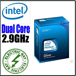 Intel Pentium Processor G2020 2.90GHz Dual Core 3MB Cache LGA1155 PC Box CPU