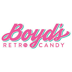 Boyds Retro Candy