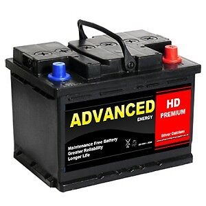 small van battery 12v 60ah uk065 065 type heavy duty ebay. Black Bedroom Furniture Sets. Home Design Ideas