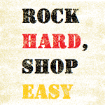 Rock Hard Shop Easy