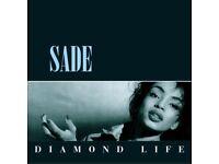 SADE - DIAMOND LIFE - VINYL LP