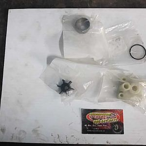 2003 - 2006 Yamaha Water Pump Housing(2HP  Outboard Motor)