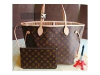 Louis Vuitton Neverfull Women bag