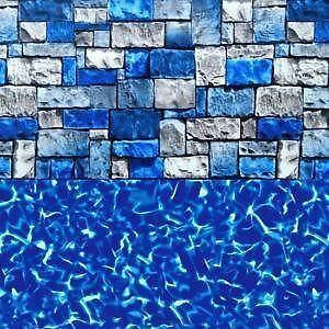 Above ground pool liners ebay for Swimming pool liners for above ground pools
