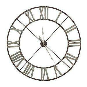 Metal Wall Clock Clock Ebay