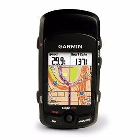 Garmin Edge 705 GPS-enabled Cycle Trainer