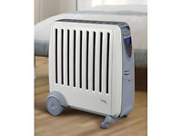 Hardly used Dimplex Cadiz CDE2ECC 2000W Eco Oil Free Electric Radiator in very good condition