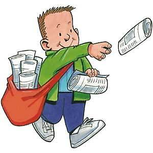 Morning and Flyer Paper Carriers Needed