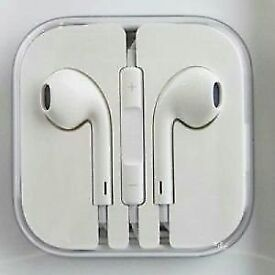 offical apple headphones earphones brand new iphone