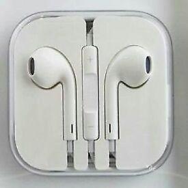 offical apple headphones earphones brand new iphone