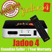 JADOO TV 4,  Quad Core WITH AIR MOUSE  $219.99