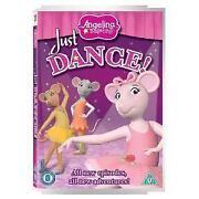 Angelina Ballerina DVD