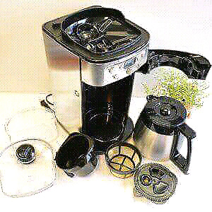 Must go ASAP Cuisinart FULLY AUTOMATIC GRIND AND BREW must go
