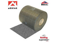 UBIFLEX B3 Lead Alternative Flashing - 2 available - BRAND NEW BOXED - 6m x 30cm x 3.5mm - Grey