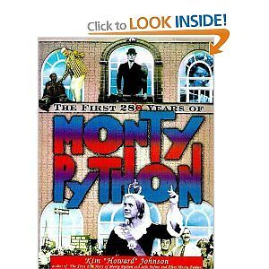 The First 28 Years of Monty Python, Johnson