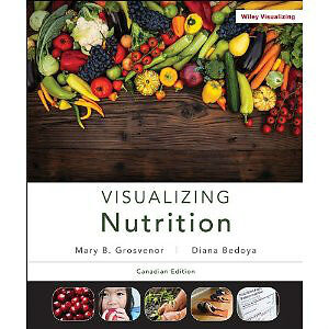 VISUALIZING NUTRITION W/ WILEY PLUS
