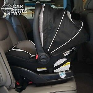 stroller graco click and connect carseat one only