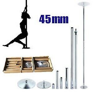 Dance Pole Professional Stripper X Dance Pole Exercise.. NEW...