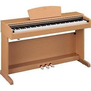 e piano yamaha tasteninstrumente ebay. Black Bedroom Furniture Sets. Home Design Ideas