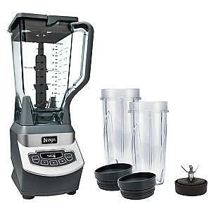 NINJA BL660 PROFESSIONAL BLENDER W/SINGLE SERVE CUP