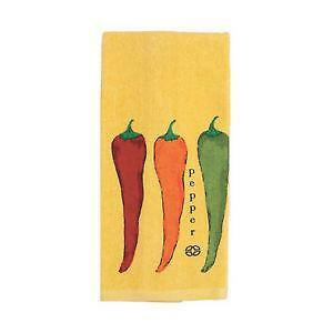 Chili Pepper Towels Ebay