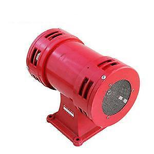 110V  Air Raid Siren Metal Horn Mine alarm 120db