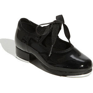 Bloch black tap shoes-size 11.5 Strathcona County Edmonton Area image 1