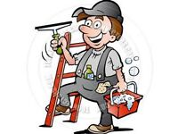 Professional Window Cleaner and Garden Maintenance