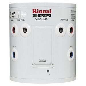 Rinnai HOTFLO 25L Electric Hot Water Storage (Plug in Model)