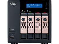Fujitsu CELVIN Q802 8TB NAS Drive.
