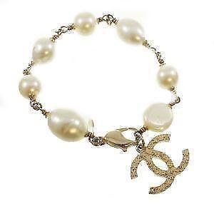 9b054010d428 Chanel Pearl Bracelet