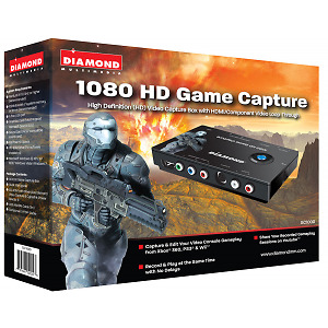 $50 OBO Diamond USB 2.0 HD 1080 Game Console Capture (GC1000)