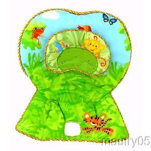 Fisher Price Rainforest High Chair Replacement Cover Pad ...