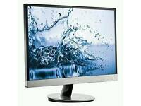 AOC 21.5 inch IPS Monitor, Display Port, 2 x HDMI, VGA, MHL, Speakers, Vesa I2269VWM
