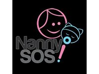 Temporary nanny available