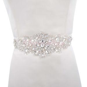 wedding dress belt ebay