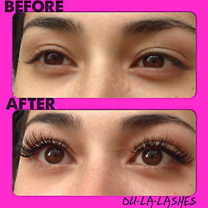 Wake up pretty!Eyelash extensions:Classic,3D,5D volume West Island Greater Montréal image 7
